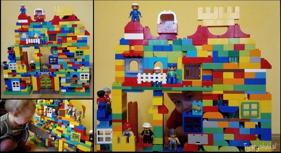Niezapomniany Zamek Z Lego Duplo Blog Parentingowy Tygrysiakipl