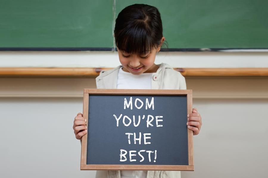 najlepsza mama świata