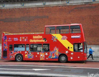 Londyn – zwiedzanie