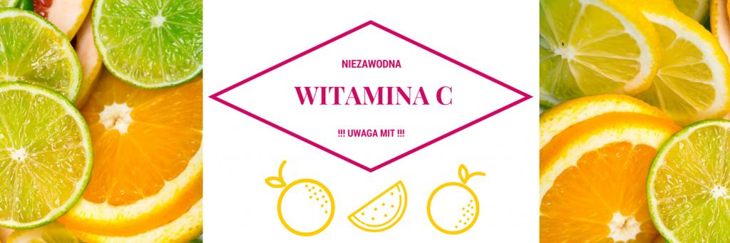 Niezawodna witamina C - uwaga mit! - baner