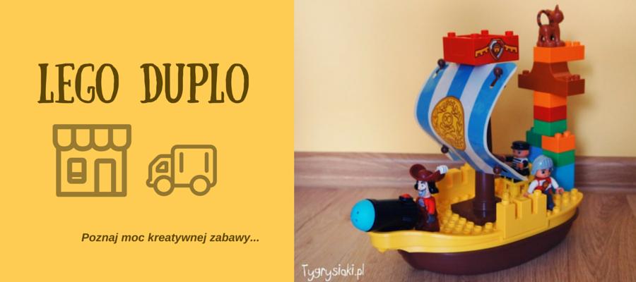 Lego duplo - baner