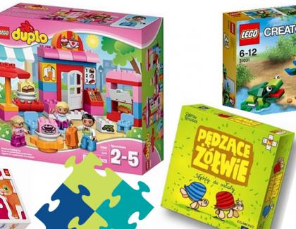 Klocki Lego Duplo – przegląd zestawów dla dziecka
