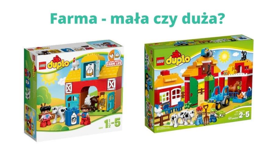 Klocki Lego Duplo Przegląd Zestawów Dla Dziecka Blog