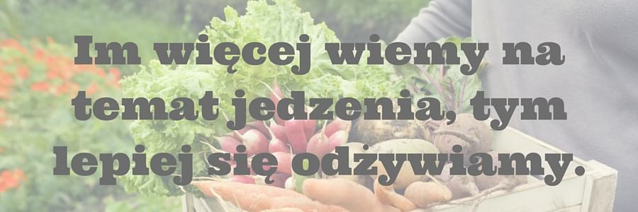 Warzywa - wykształcenie