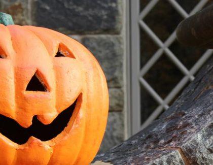 Halloween czyli kup pan dynię. Ikostium dla dziecka!