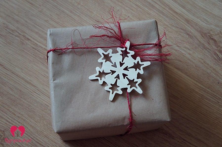 Jak zapakować prezent naGwiazdkę