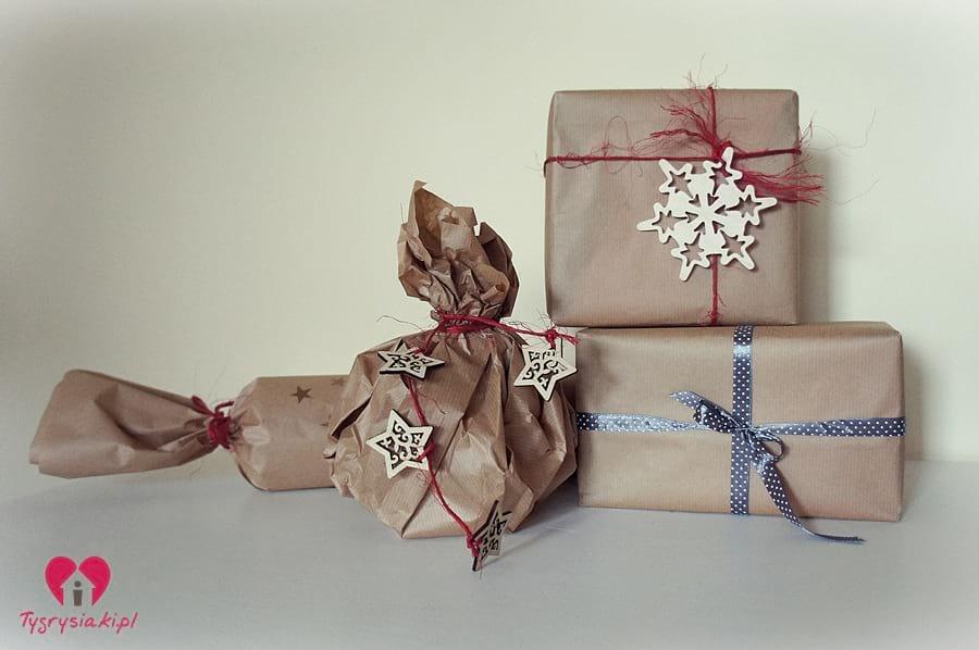 Jak zapakować prezent - sposoby nanietypowe kształty