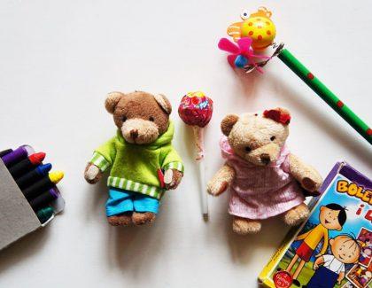 20 drobiazgów dla marudzącego dziecka