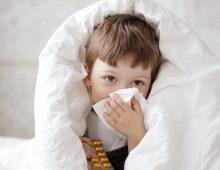 Jak obniżyć gorączkę udziecka?