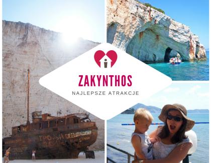 Wyspa Zakynthos – najlepszeatrakcje