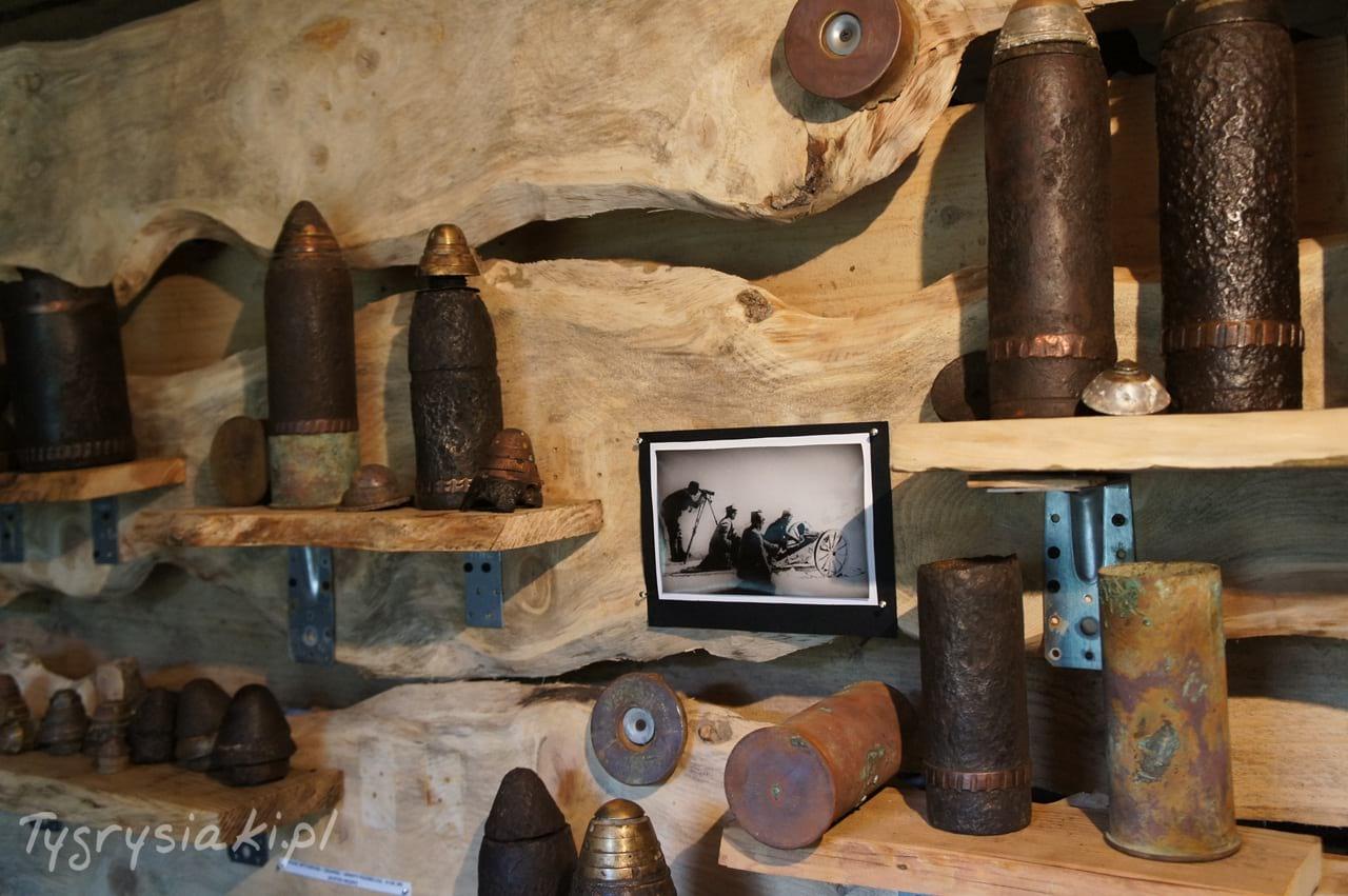 bieszczady-muzeum-amunicja-artyleryjska