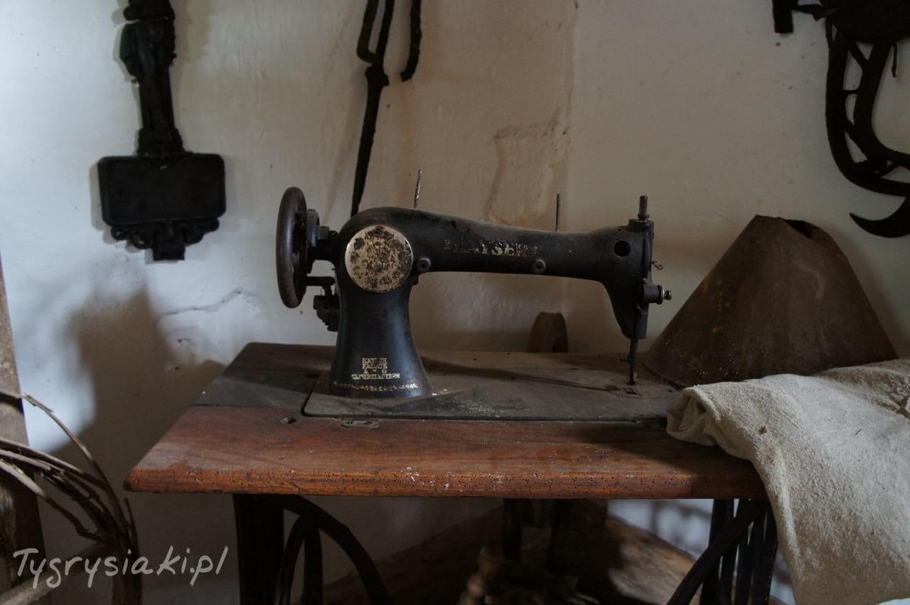 maszyna-do-szycia-muzeum-historii-bieszczad