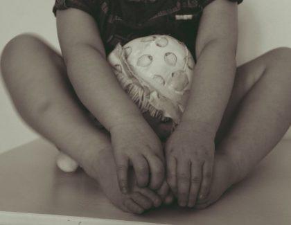 Zaniedbane dzieci ichora mama