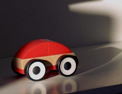 Samochód marzeń dla pięciolatka