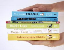 Książki dla chłopców 6+