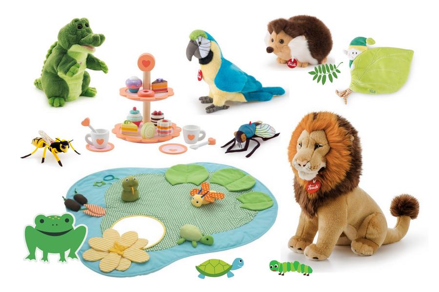 zielone-zabawki-kolaż