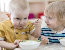 Niepytaj dziecka co jadło wprzedszkolu!