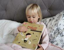 Nieczytajcie dzieciom Pucia! – antyrecenzja ;)