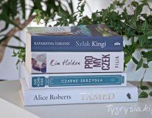 Książki, które pokochałam w2018 roku
