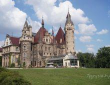 Moszna – zamek jak zHarry'ego Pottera wPolsce
